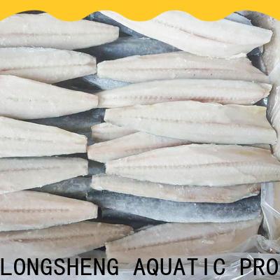 Latest frozen spanish mackerel fillet mackerel company for market