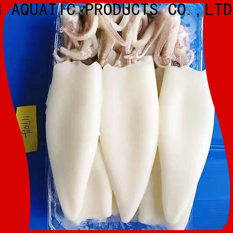 LongSheng whole frozen squid sale manufacturers for cafe
