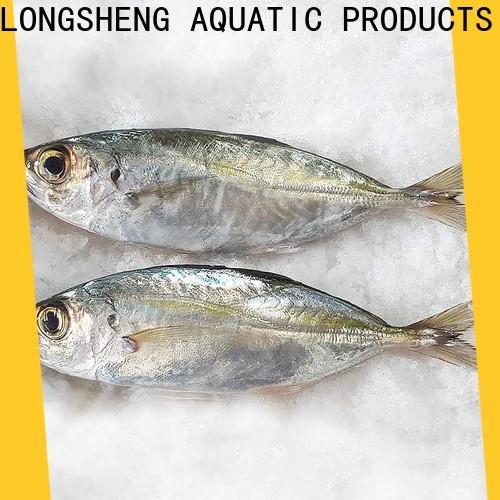 LongSheng healthy cheap froze fish company for cafe