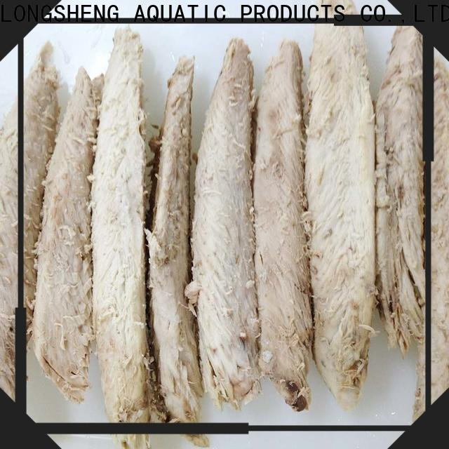 LongSheng Wholesale frozen fish loins factory for party