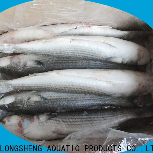LongSheng Top frozen seafood industry factory for market