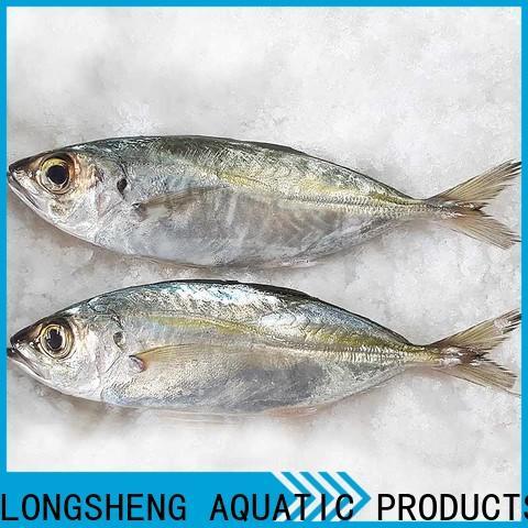 wholesale horse mackerel frozen mackerel company for restaurant