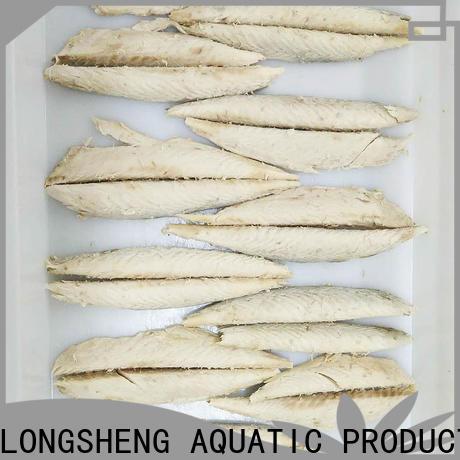 Wholesale frozen mackerel loin fish for wedding party
