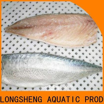 LongSheng Wholesale frozen whole mackerel factory for hotel