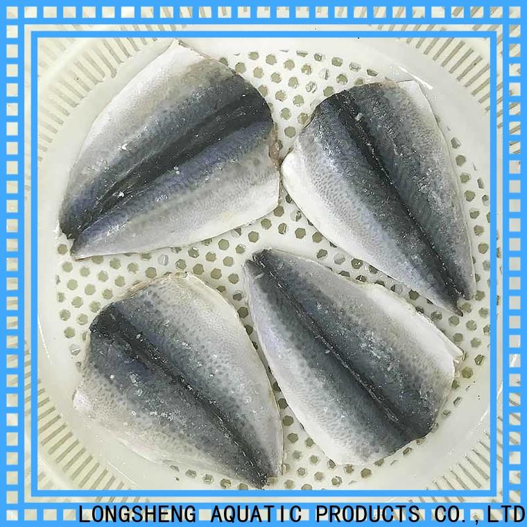 LongSheng bulk purchase whole frozen mackerel for sale manufacturers for market