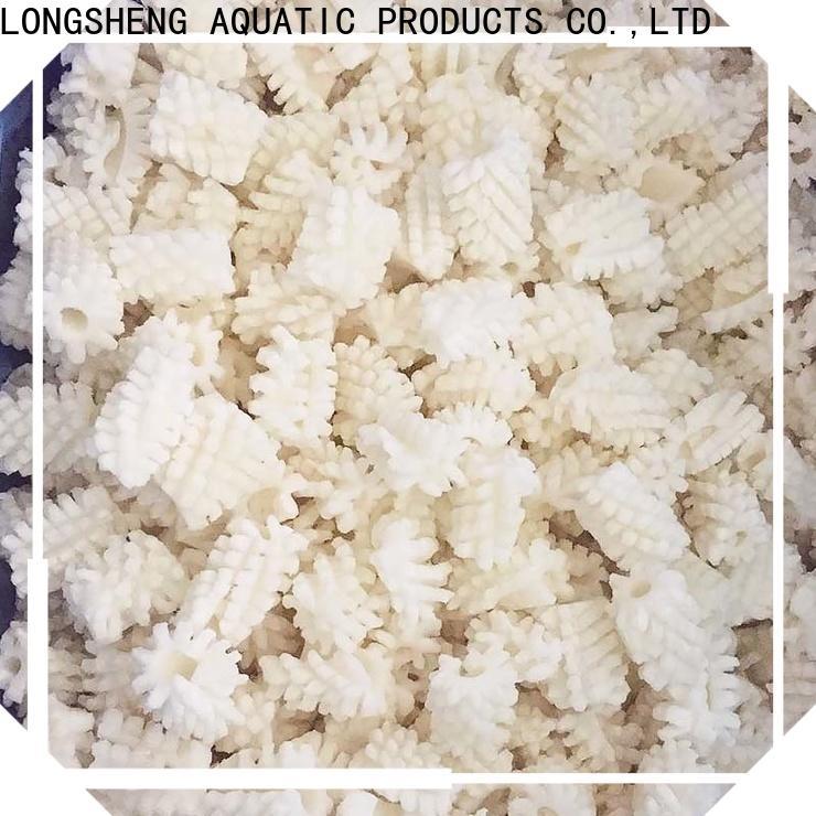 LongSheng bulk buy frozen squid rings price Suppliers for restaurant