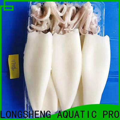 LongSheng tube frozen fish and seafood suppliers Suppliers for hotel