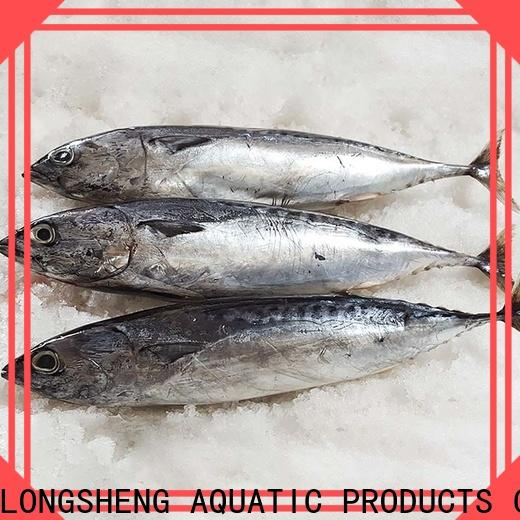 LongSheng Top frozen fish and seafood Suppliers for seafood shop