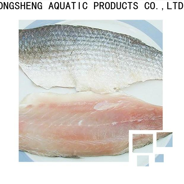 High-quality frozen fish manufacturers fillet Suppliers for hotel