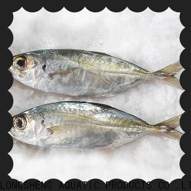 LongSheng healthy frozen horse mackerel fish manufacturers for cafe