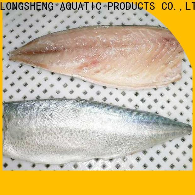 LongSheng Wholesale mackerel frozen for market