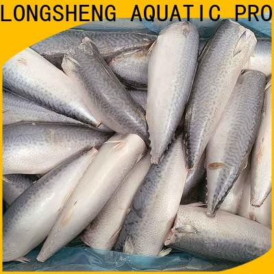 LongSheng flaps fish frozen mackerel for supermarket