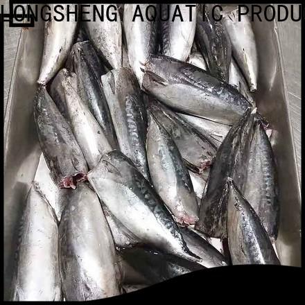 LongSheng technical bonito whole frozen for business for family