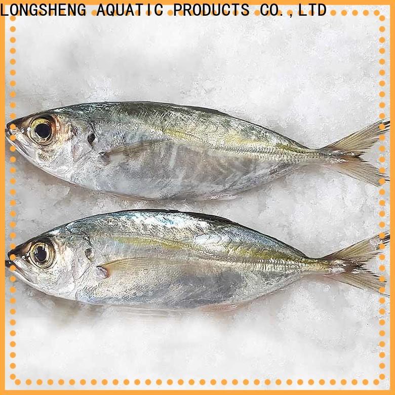 LongSheng Top frozen horsr mackerel wr for hotel