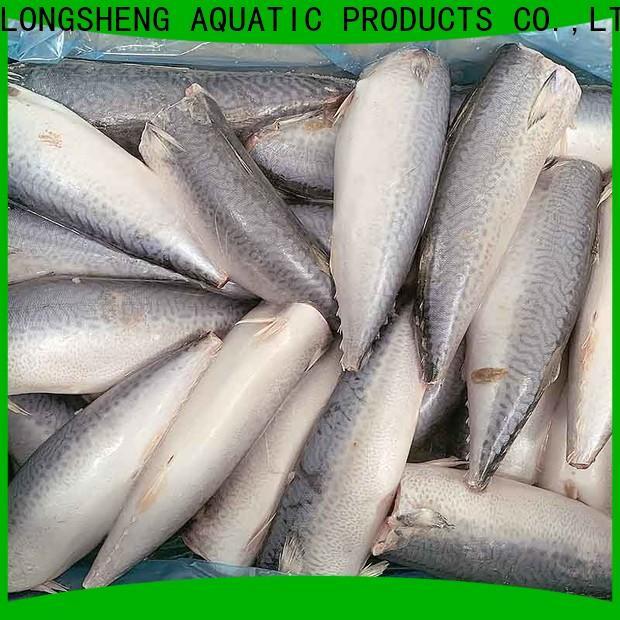 LongSheng flaps frozen mackerel flaps for restaurant