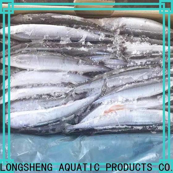 LongSheng frozen fresh frozen fish Suppliers for hotel