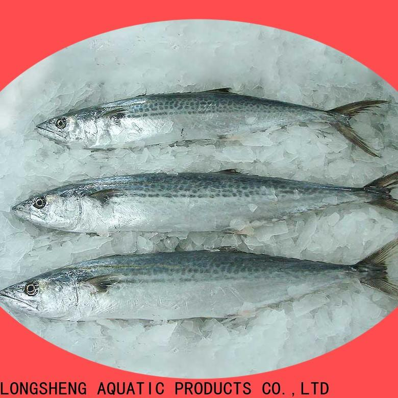 LongSheng frozen exporters of frozen fish for business for market