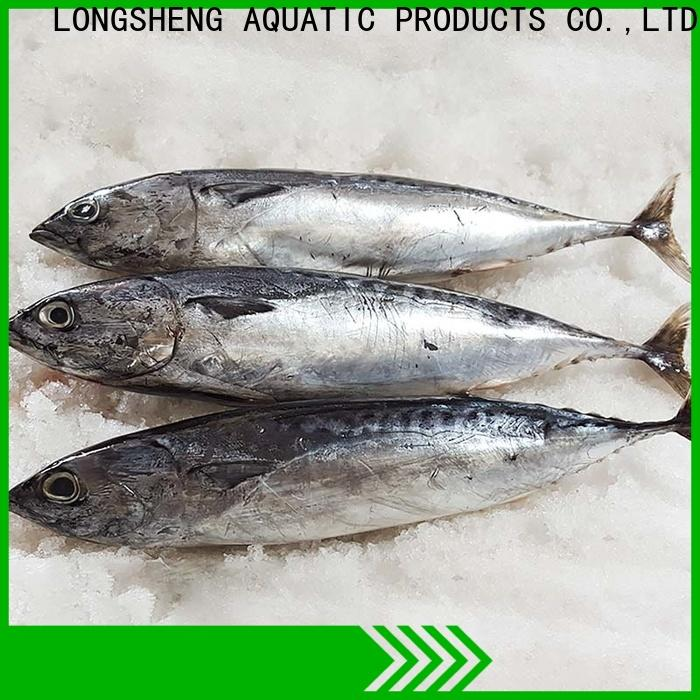 LongSheng whole frozen fish and seafood Suppliers for seafood shop