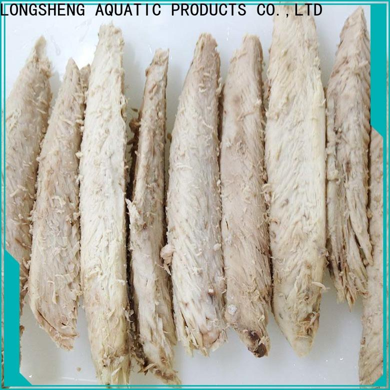 LongSheng scomber frozen loins Supply for dinner party