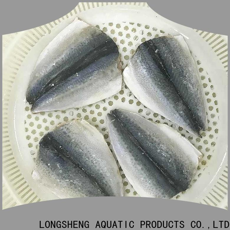 LongSheng mackerel frozen mackerel for sale factory for market