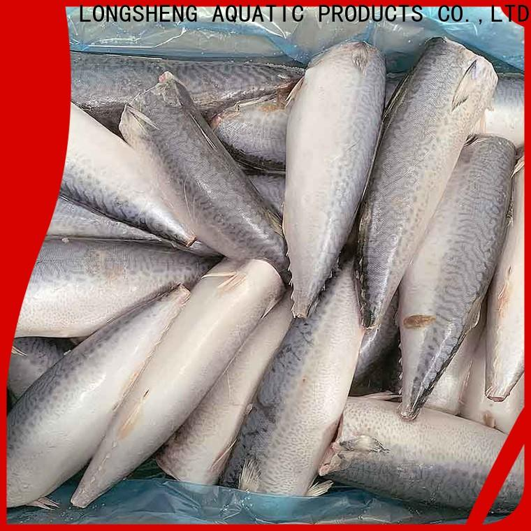 LongSheng wholesale frozen mackerel fish manufacturers for supermarket