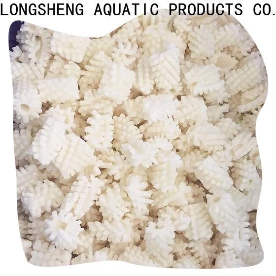 LongSheng frozen frozen cuttle fish company for cafe