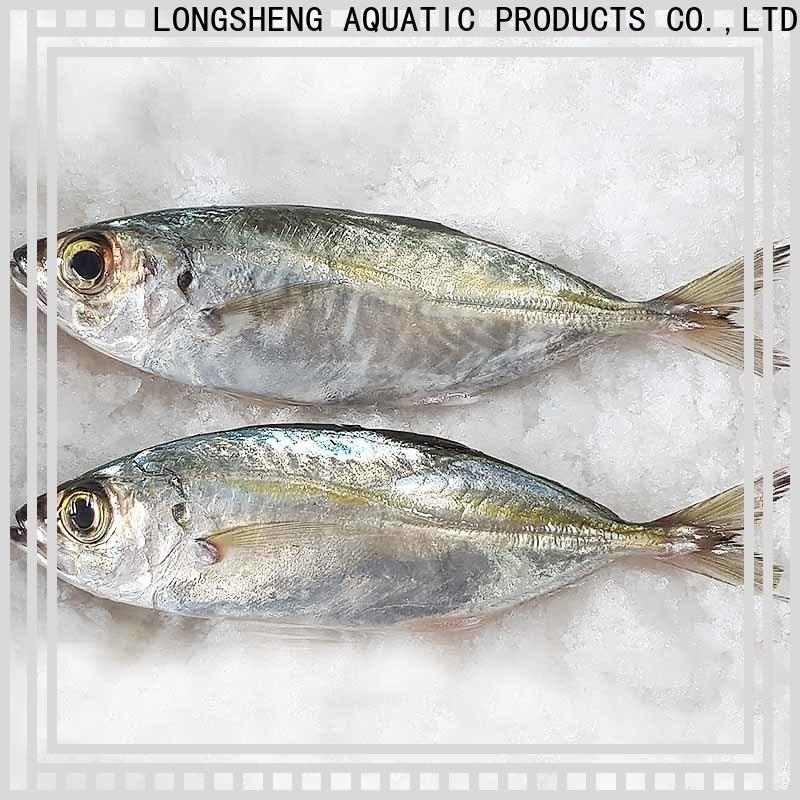 LongSheng horse horse mackerel frozen fish for business for hotel