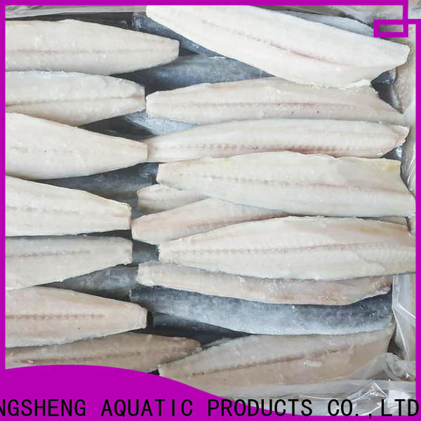 LongSheng frozen frozen spanish mackerel fillets for market