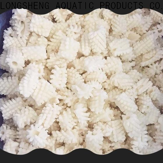 LongSheng High-quality frozen squid flower Suppliers for restaurant