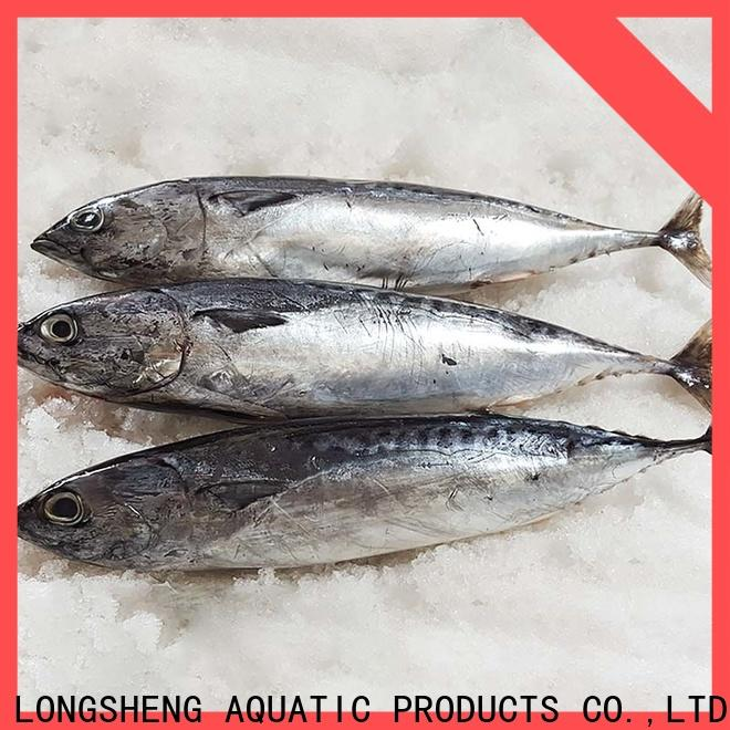 bulk buy frozen skipjack fish round for market