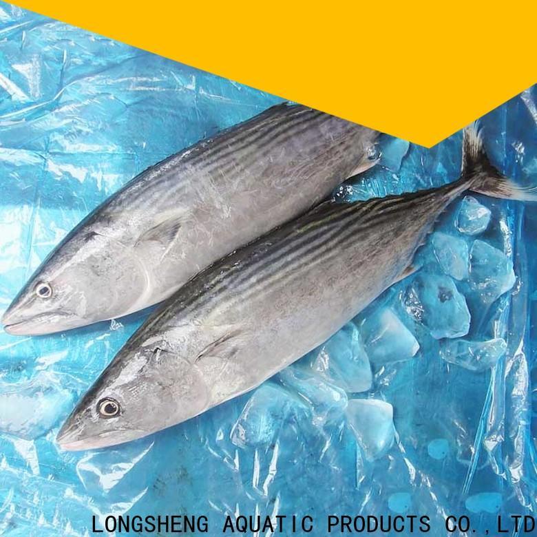LongSheng Best frozen skipjack tuna company for lunch