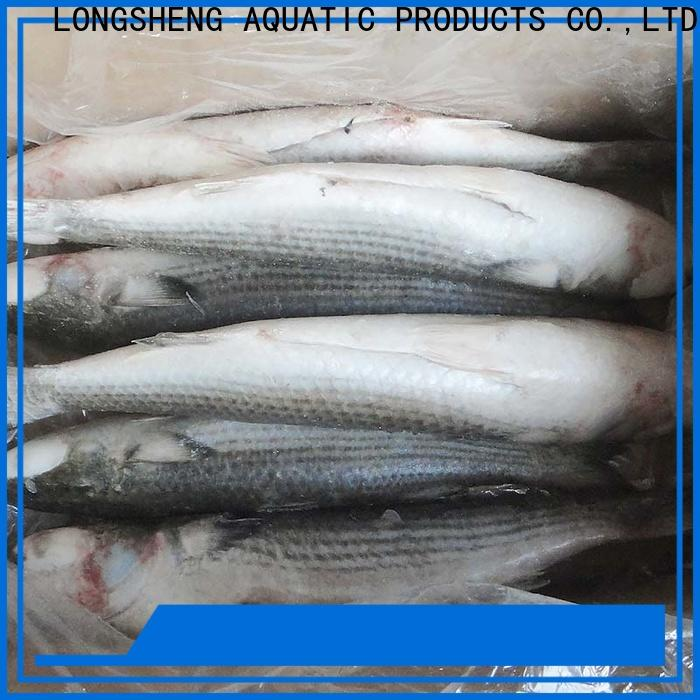 LongSheng gutted frozen fish manufacturers for business for hotel