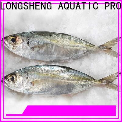 High-quality frozen fish factory fish for cafe