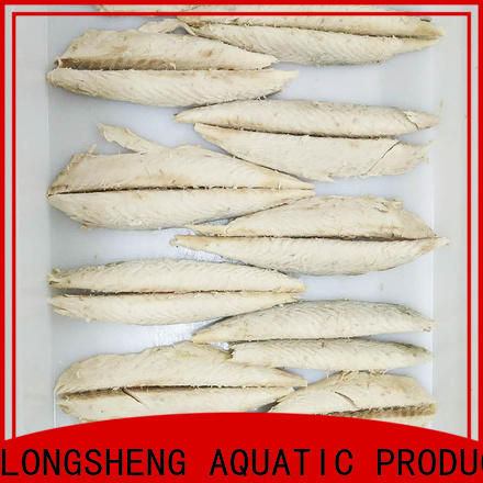 LongSheng mackerel frozen seafood for sale for business for dinner party