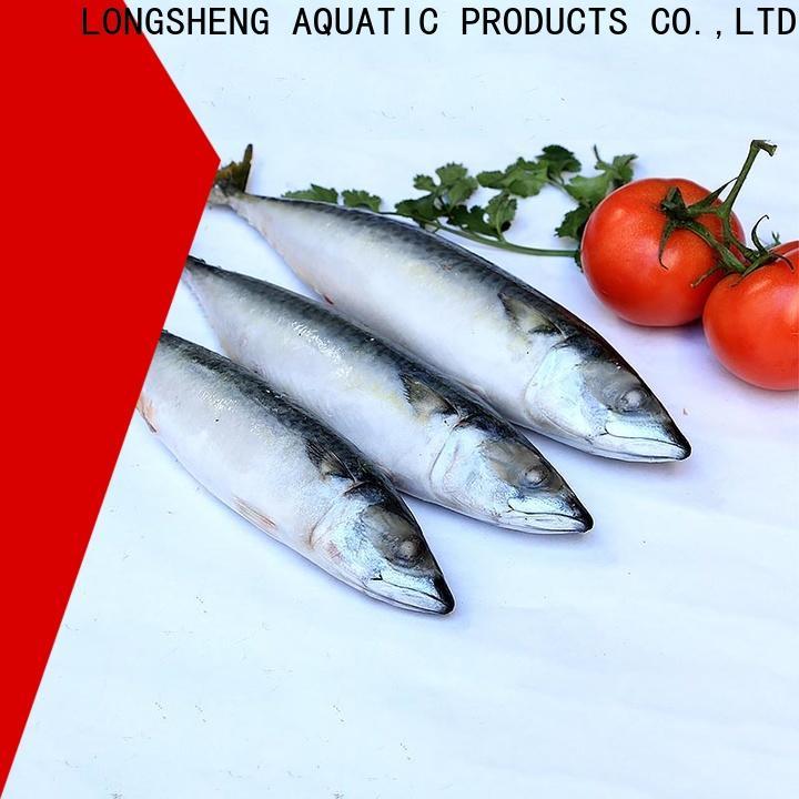 LongSheng fishfrozen frozen mackerel hgt company