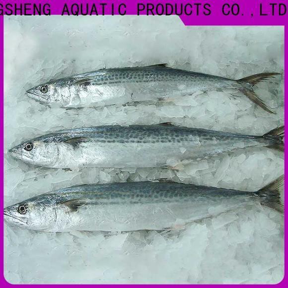 LongSheng fillet frozen fish spanish mackerel company for market