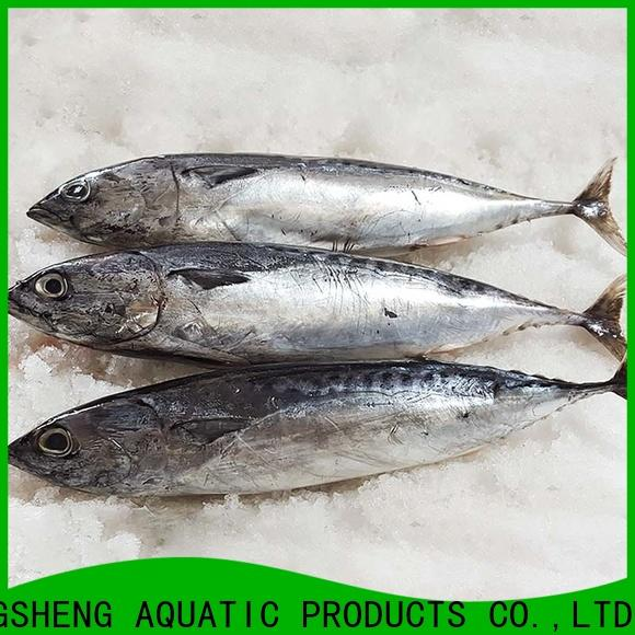 LongSheng High-quality bonito fish price for market