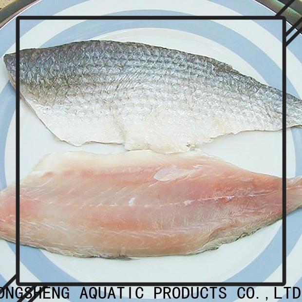 LongSheng fillet frozen seafood china for business for market