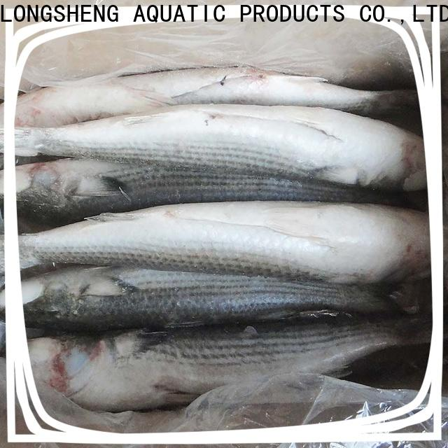 LongSheng bulk purchase frozen mullet for sale manufacturers for supermarket
