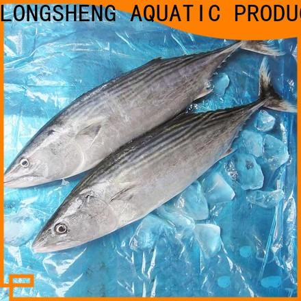 LongSheng clean frozen fish factory Supply for party