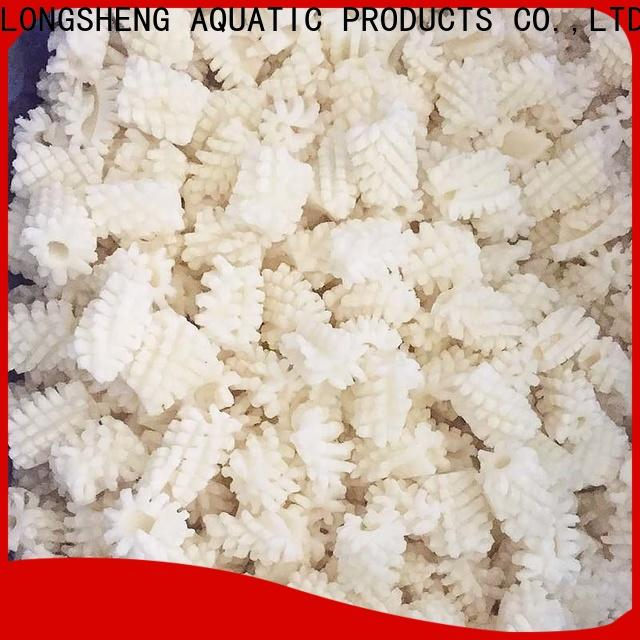 clean frozen whole squid tube Suppliers for hotel