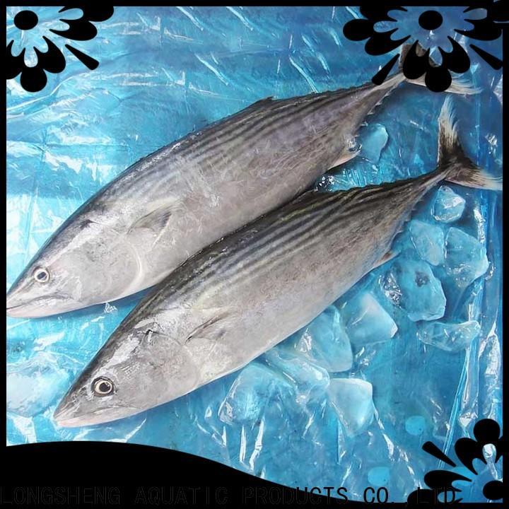 LongSheng orientalis frozen albacore tuna manufacturers for party