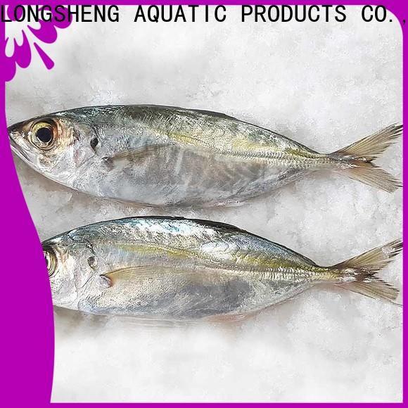 Wholesale frozen fish fillets supplier japonicus for restaurant