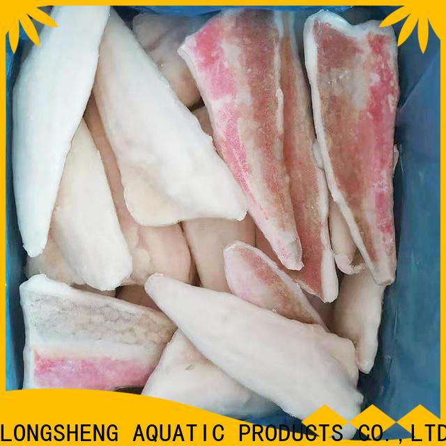 LongSheng frozen fillet frozen fish Suppliers for party