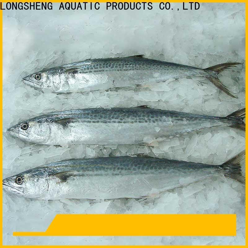 LongSheng Wholesale quality frozen fish for supermarket