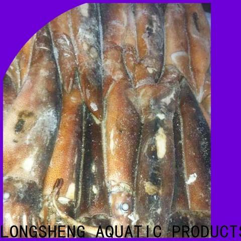 LongSheng tt frozen cuttle fish Suppliers for restaurant
