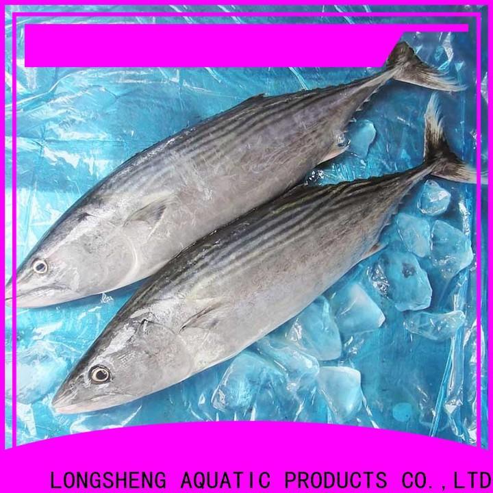 LongSheng bonito frozen fish companies Suppliers for lunch
