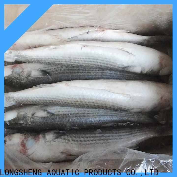 LongSheng wholesale frozen seafood supplier factory for restaurant