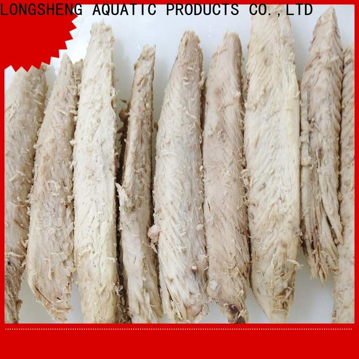 LongSheng loinsbonito frozen seafood manufacturers company for home party