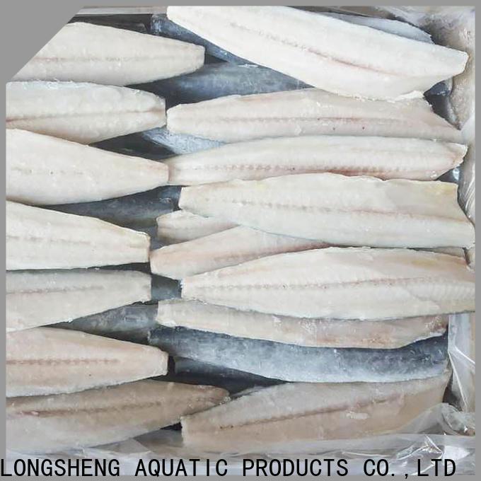 LongSheng whole export frozen fish Suppliers for supermarket